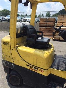 HYSTER COMPANY S70FT