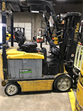 2013 HYSTER, ERC050VG, SN: A968N07342L, 9111 Hours, IR: 1978138, Tulsa, OK, Call for pricing