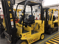 2011 HYSTER, E80Z, SN: E098N03087J, 4381 Hours, IR: 6760326, City of Industry, CA, Call for pricing