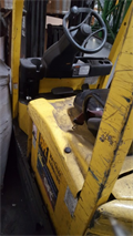 2015 HYSTER, E45XN, SN: A268N16014N, 3500 Lbs, IR: 11871169, Fresno, CA, Call for pricing