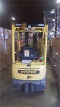 2013 HYSTER, J30XNT, SN: K160N03319L, 5654 Hours, 3000 Lbs, IR: 927447, Fontana, CA, Call for pricing