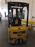 2013 YALE, ERP035VT, SN: G807N05670L, 8344 Hours, IR: 9362726, Laurel, DE, Call for pricing